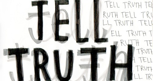 tell truth